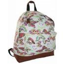 groothandel Rugzakken: CB162 Backpack Butterflies New