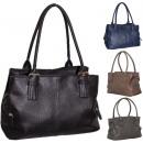 nagyker Kézi táskák: Divatos, kényelmes kézitáska a vállán - 50% kedvez