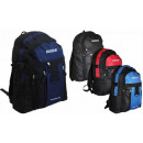 groothandel Schoolartikelen: BP218 School  Backpack Sport Toeristische HIT