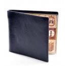 nagyker Táskák és utazási kellékek: Vintage pénztárca Férfi fekete bőr táska INGYEN