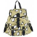 Damenrucksack Damenrucksäcke aus Pinguinen CB151