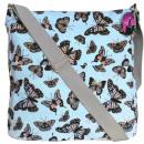 Handbag A4 Butterflies CB185