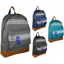 BP241 Unisex A4 Backpack Finnish School Backpacks