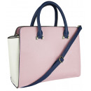 Schöne Damenhandtasche mit abnehmbarem FB92-Streif