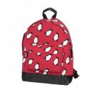Plecak damski Pingwiny CB162 damskie plecaki ;;;;;