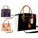 Ladies handbag with adjustable strap hit