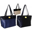 Großhandel Taschen & Reiseartikel: FB116  Damenhandtasche gesteppte HIT
