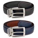 Lambretta men's belt LAM4 Navy Blue
