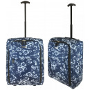 wholesale Suitcases & Trolleys: TB05 Print Travel Suitcase with Ryanair wheels