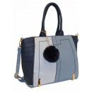 Beau sac à main pour femme avec un pompon FB244