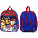 Children's backpack Paw Patrol Navy / Red