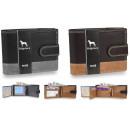Elegant NC42 MNC RFID men's wallet
