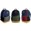 wholesale Gifts & Stationery: BP255 MULTI School Tourist Backpack
