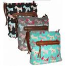 Handtasche A4 2478 DOG Handtaschen