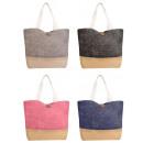 Großhandel Handtaschen: Große Damenhandtasche BK04 Damenprofil ...