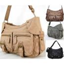 Geldbörse Handtaschen Damen-Bügel 2437 Farben