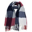 Warm women's scarf SZ319