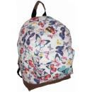 groothandel Rugzakken: CB162 Backpack  Women Butterflies New Rugzakken vro