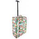 mayorista Maletas y trolleys: Maleta de viaje con ruedas Flamingo TB05