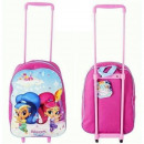 Shimmer & Shine wheeled suitcase