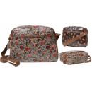groothandel Handtassen: CB32 Owls Gepatenteerde dames handtas