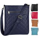 FB15 Gesteppte Handtasche Handtaschen