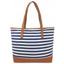 Eine geräumige Handtaschen-Strandtasche 004