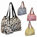 A4-es női táska pénztárca + kozmetikai táska Daisy