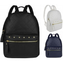 Beautiful women's quilted backpack FB204 Hit