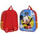 Mickey Mickey Mouse blue / red backpack