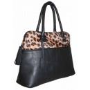FB04 Leopard Purse Vrouwen Kuferek A4 HIT