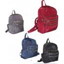 FB163 Plecak szkolny miejski wycieczkowy