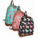 Großhandel Taschen & Reiseartikel: Rucksack Frauen DOG CB162