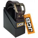 Thick men's leather belt by JCB JCB4