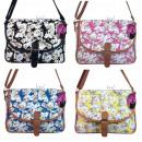 Small Ladies Handbag Daisy Mix Colors handbags