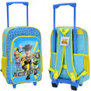 wholesale School Supplies: Suitcase / Backpack on wheels Suitcase Toy Story