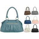 Großhandel Handtaschen: Schöne Handtasche 2334 verschiedene Farben * Promo