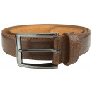 mayorista Ropa / Zapatos y Accesorios: Cinturón macho BT05 Caramel