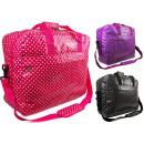 Großhandel Reise- und Sporttaschen: Große Reisetasche Handgepäck 2001 Punkte