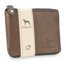 NC38 Natural Leather Elegant Men's Wallet