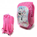 -50% Suitcase. Backpack with wheels for children M