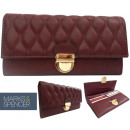 Quilted purse  Women M & S Cherry Mark & 