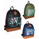 wholesale School Supplies: BP241 Tropical Backpack School HIT