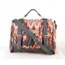 wholesale Handbags: 2481 AZTEC Grey Purse Women HIT
