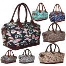 CB166 Neon Butterflies handbag women's handbag