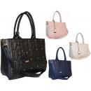 groothandel Tassen & reisartikelen: SALE Dames handtas, kofferbak FB231 SALE