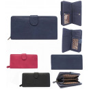 wholesale Wallets: Beautiful wallet women's purse colors PS113