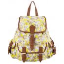 mayorista Mochilas: Mochila para mujer A4 Daisy CB151 mochilas escolar