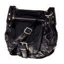 Handtasche Damen Handtaschen lackiert A11