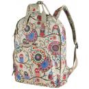 groothandel Rugzakken: CB181 Women  Backpack A4 Color Owls